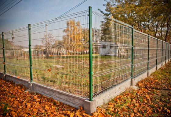 Ogrodzenia panelowe Rzgów