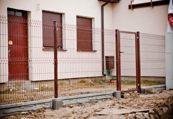 Ogrodzenia panelowe Końskie