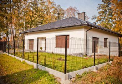 Ogrodzenia panelowe Łęczyca