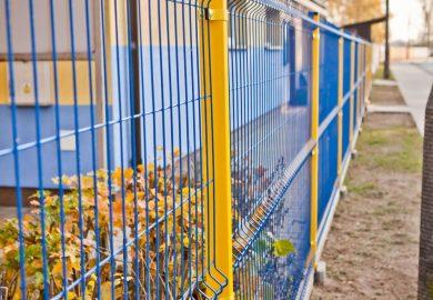 Ogrodzenia panelowe Zduńska Wola